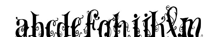 VTKS Dear Love Font LOWERCASE