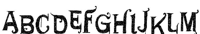 VTKS GENERAL USE Font UPPERCASE