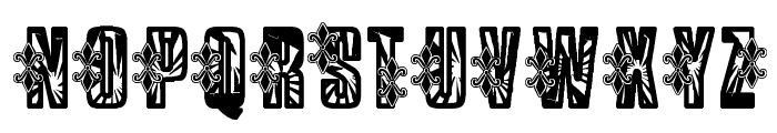 VTKS Low Rider Font LOWERCASE