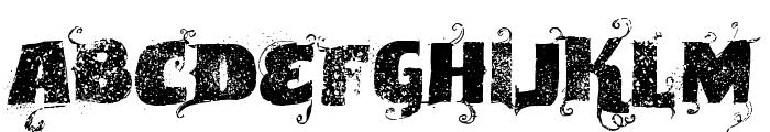VTKS News Label Font UPPERCASE