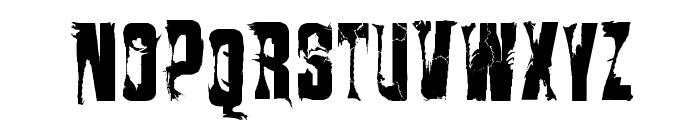 VTKS RASURADA Font LOWERCASE