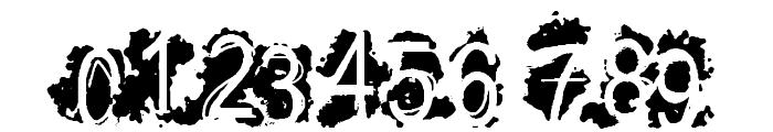 VTKS REFUSED Font OTHER CHARS