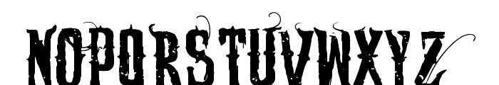 VTKS SABONETE Font UPPERCASE