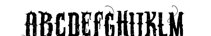 VTKS SABONETE Font LOWERCASE