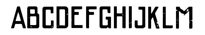 VTKS SAL GROSSO Font UPPERCASE