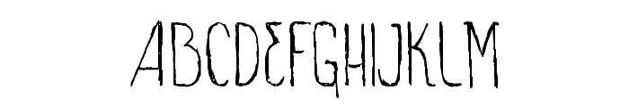 VTKS SIGN OF TIMES Font UPPERCASE