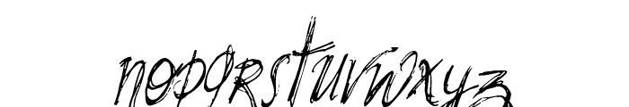 VTKS SummerLAnd Font LOWERCASE