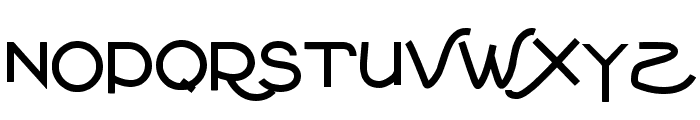 VTKS clean Font LOWERCASE