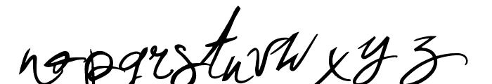 Vtks Academy Font LOWERCASE