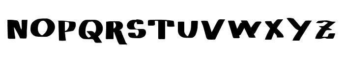 Vtks Basicona Font LOWERCASE