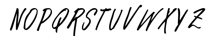 Vtks Beautizinea Font UPPERCASE