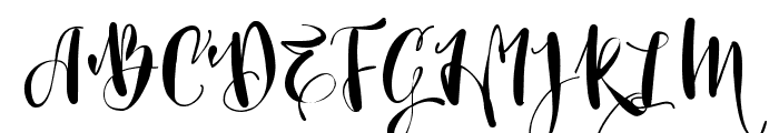 Vtks Bela Vista Font UPPERCASE