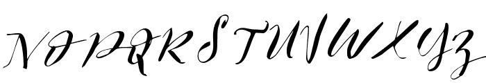 Vtks Brilhante 2 Font UPPERCASE