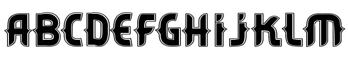 Vtks Citrino Font UPPERCASE