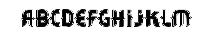Vtks Citrino Font LOWERCASE