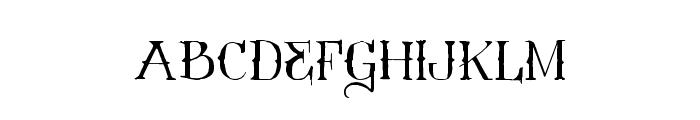 Vtks Contrast Font LOWERCASE