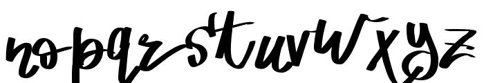 Vtks Core Reason Font LOWERCASE