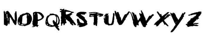 Vtks Decision Font UPPERCASE
