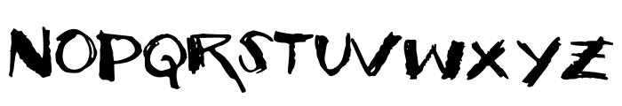 Vtks Decision Font LOWERCASE