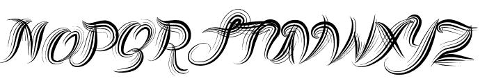 Vtks Fresh Mint Font UPPERCASE