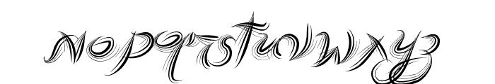 Vtks Fresh Mint Font LOWERCASE