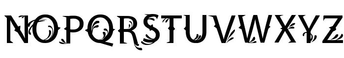 Vtks Friendly Font UPPERCASE