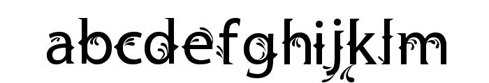 Vtks Friendly Font LOWERCASE