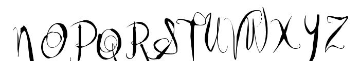 Vtks Good Day Font UPPERCASE