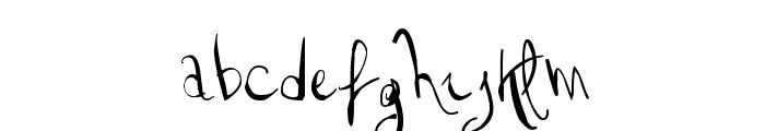 Vtks Good Day Font LOWERCASE