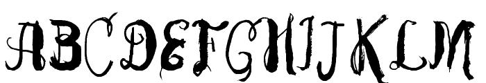 Vtks Pedra Bruta Font UPPERCASE