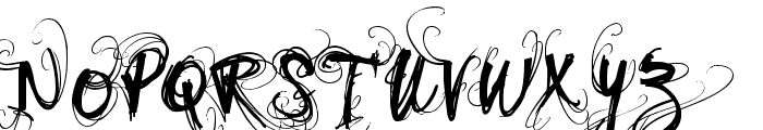 Vtks Sonho Font UPPERCASE
