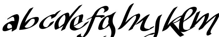 Vtks The Dark Regular Font LOWERCASE