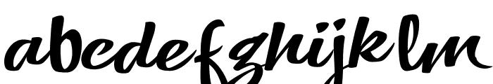 VtksColored Soul 3 Font LOWERCASE