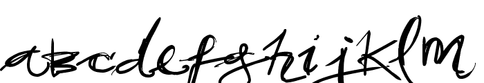 vtks 38 Font LOWERCASE