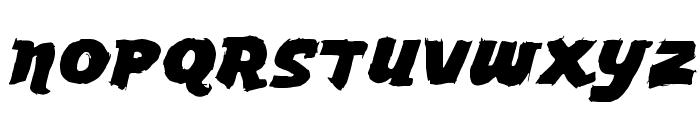 vtks Lemon Drop Font UPPERCASE