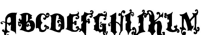 vtks alcalina Font LOWERCASE