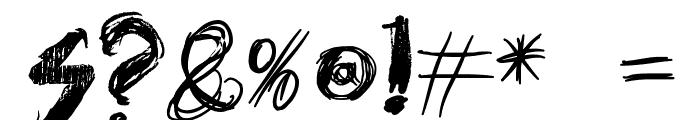 vtks animal 2 Font OTHER CHARS