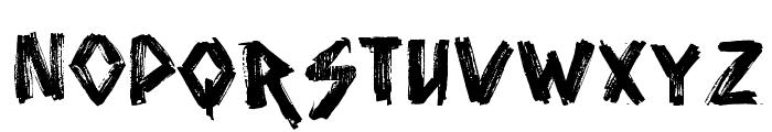 vtks animal 2 Font UPPERCASE