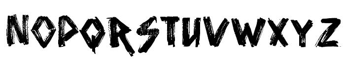 vtks animal 2 Font LOWERCASE
