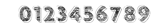 vtks chalk 79 Font OTHER CHARS