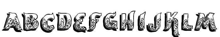 vtks encantar Font UPPERCASE