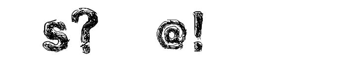 vtks giz Font OTHER CHARS