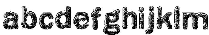 vtks giz Font LOWERCASE