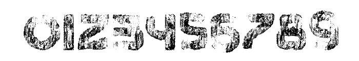 vtks message Font OTHER CHARS