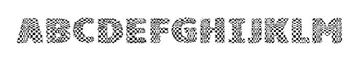 vtks squares Font LOWERCASE