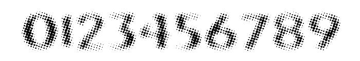 vtks trunkset Font OTHER CHARS