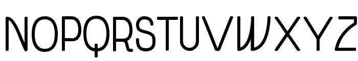 vtks unidade bold Font LOWERCASE
