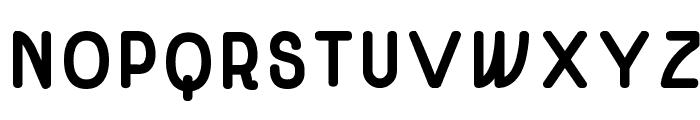 vtks unidade ultra bold Font UPPERCASE