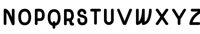 vtks unidade ultra bold Font LOWERCASE