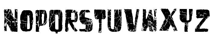 vtks untitled Font LOWERCASE